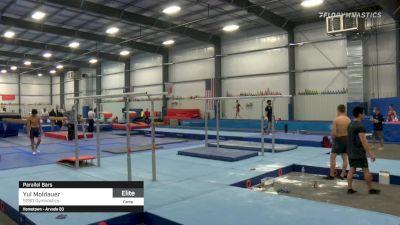 Yul Moldauer - Parallel Bars, 5280 Gymnastics - 2021 April Men's Senior National Team Camp