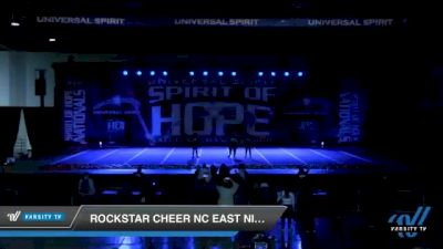 Rockstar Cheer NC East NIRVANA [2021 CheerAbilities Day 2] 2021 Universal Spirit: Spirit of Hope National Championship