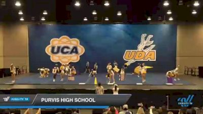 Purvis High School [2020 Game Day Medium Varsity Day 2] 2020 UCA Magnolia Championship