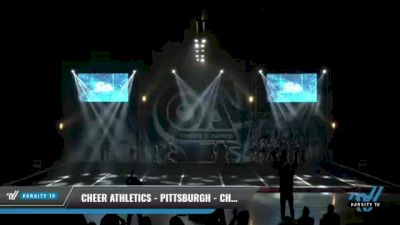 Cheer Athletics - Pittsburgh - Chrome Cats [2021 L5 Junior Coed - Small Day 2] 2021 COA: Midwest National Championship