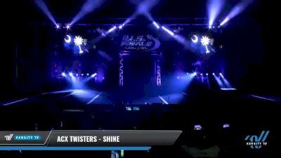 ACX Twisters - Shine [2021 L1 Junior Day 1] 2021 The U.S. Finals: Myrtle Beach