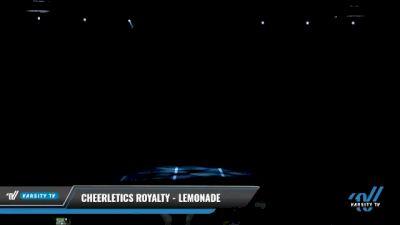 Cheerletics Royalty - LEMONADE [2021 L4 Youth Day 1] 2021 Cheer Ltd Nationals at CANAM