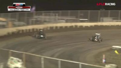 Full Replay - 2019 USAC Sprints and Midgets at Tri-City Speedway - USAC Sprints and Midgets at Tri-City - May 17, 2019 at 11:51 PM CDT