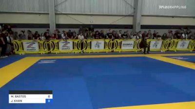 MAYSSA BASTOS vs JESSAMINE KHAN 2021 Pan IBJJF Jiu-Jitsu No-Gi Championship
