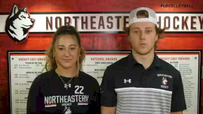 Replay: Boston College vs Northeastern | Sep 7 @ 7 PM