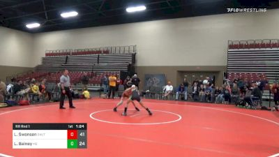 90 lbs Prelims - Logan Swensen, Team Shutt (PA) vs Landon Bainey, M2 Training Center (PA)
