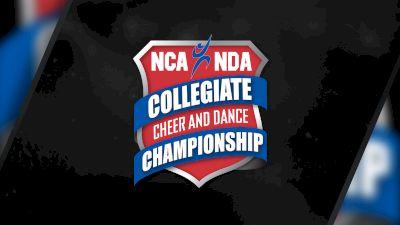 Full Replay: Cheer - NCA & NDA College National Championship - Apr 9