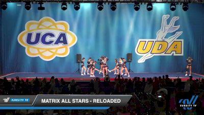- Matrix All Stars - Reloaded [2019 Junior 5 Day 2] 2019 UCA Bluegrass Championship
