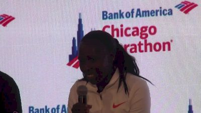 Two-Time Chicago Champion Florence Kiplagat Missed Six Months Of Training From Spider Bite