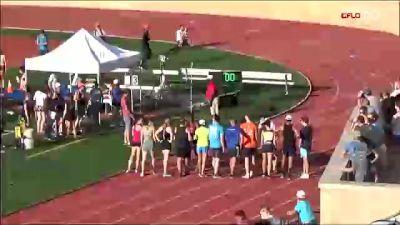Open Mixed Mile, Heat 3