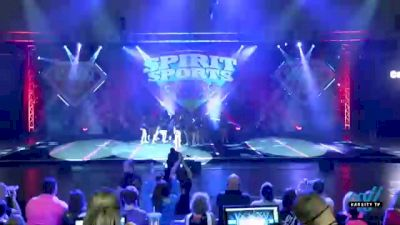 East Celebrity Elite - ECE Bomb Squad [2021 L6 Senior - XSmall Day 1] 2021 Spirit Sports: Battle at the Beach