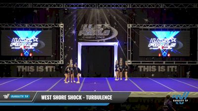 West Shore Shock - Turbulence [2021 L2.1 Performance Recreation - 18 and Younger (NON) Day 1] 2021 The U.S. Finals: Ocean City