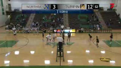 Replay: Turpin vs Northwest | Oct 20 @ 6 PM