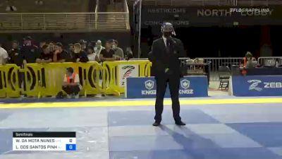 LUCAS DOS SANTOS PINHEIRO vs WILLIS DA MOTA NUNES 2020 Pan Jiu-Jitsu IBJJF Championship