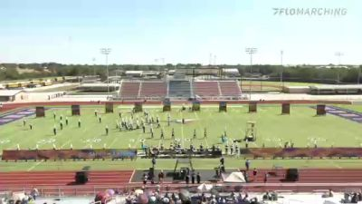 """A&M Consolidated High School """"College Station TX"""" at 2021 USBands Madisonville Showcase"""