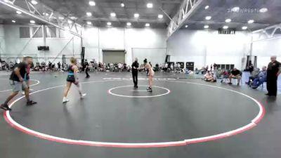 120 lbs Prelims - Emily Frost, Hammer Chicks Team 2 vs Somaia Elokda, Cordoba Trained