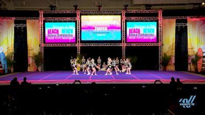Cheer Extreme DMV [2019 Fource L4 International Junior] 2019 Reach The Beach Nationals