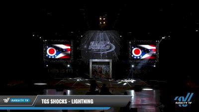 TGS Shocks - Lightning [2021 L2 Junior - D2 - Small - A Day 2] 2021 The U.S. Finals: Louisville