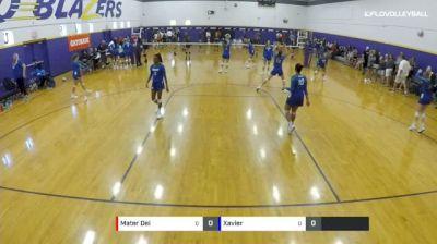 Mater Dei vs Xavier - 2018 Durango Classic
