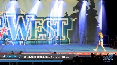 O Stars Cheerleading - Cheyenne R. [2020 L3 Junior - Solo Day 1] 2020 PacWest