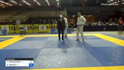 FRANCISCO PAPASIDERO vs RAYRON GRACIE 2020 IBJJF Orlando International Open Jiu-Jitsu Championship