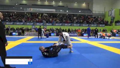 SANTERI LILIUS vs THOMAS JULIEN TRINTIGNAC 2020 European Jiu-Jitsu IBJJF Championship