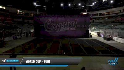 World Cup - Suns [2021 L6 Senior - Medium] 2021 Coastal: The Garden State Battle