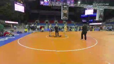 195 lbs Consi Of 4 - Gabe Sollars, Indiana vs John Gunderson, Wisconsin