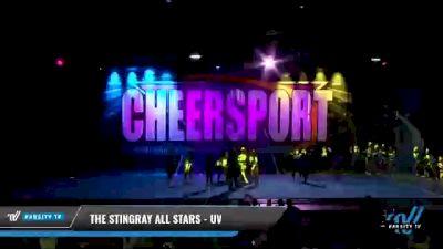 The Stingray All Stars - UV [2021 L4.2 Senior - Medium Day 1] 2021 CHEERSPORT National Cheerleading Championship
