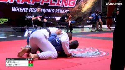 Victor Oliveira vs Gustavo Dias Elias World Series of Grappling #2