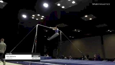Kai Uemura - High Bar, Lakeshore - 2021 Winter Cup & Elite Team Cup