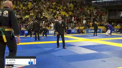 EMIR SANTIC vs MICHAEL EGLEY 2019 World Jiu-Jitsu IBJJF Championship