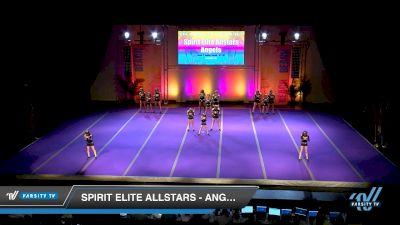 Spirit Elite Allstars - Angels [2019 Junior - D2 - Small - D 2 Day 2] 2019 Reach The Beach Nationals
