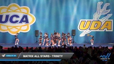 - Matrix All Stars - Trinity [2019 Youth 3 Day 2] 2019 UCA Bluegrass Championship