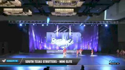 South Texas Strutters - Mini Elite [2021 Mini - Jazz Day 2] 2021 ACP Power Dance Nationals & TX State Championship