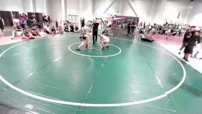 101 lbs Rr Rnd 3 - Gavin Rangel, Aggression vs Mason Carlson, Mat Demon WC