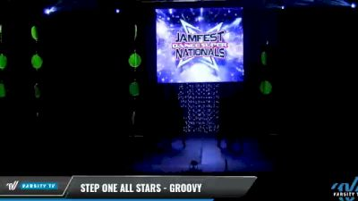 Step One All Stars - Groovy [2021 Open Coed Hip Hop Elite Day 1] 2021 JAMfest: Dance Super Nationals
