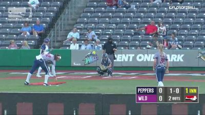 Full Replay - 2019 Aussie Peppers vs Canadian Wild | NPF - Aussie Peppers vs Canadian Wild | NPF - Jul 23, 2019 at 6:50 PM CDT