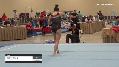 Sherry Wang - Floor, Austin Elite - 2019 Alamo Classic