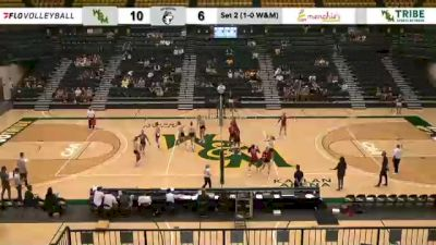 Replay: Northeastern vs William & Mary | Sep 18 @ 2 PM