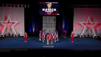 Natick High School [2018 Advanced Small Coed Day 2] NCA Senior & Junior High School National Championship