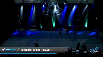 Suwannee Spirit - Sparkle [2021 L1 Tiny - Novice - Restrictions Day 2] 2021 The U.S. Finals: Pensacola