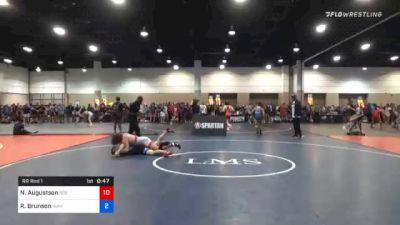 100 kg Prelims - Christopher Skrzypek, Florida vs Erik Hinckley, Kansas