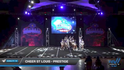 Cheer St Louis - Prestige [2019 International Open - NT - Coed 6 Day 1] 2019 America's Best National Championship