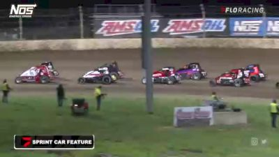 Feature Replay | Non-Wing Sprints Friday at Kokomo Speedway