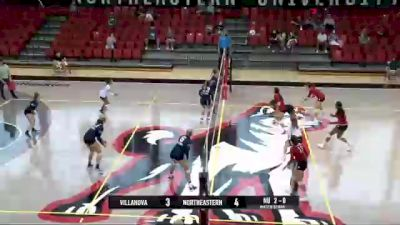 Replay: Villanova vs Northeastern - 2021 Northeastern Tournament | Sep 10 @ 11 AM