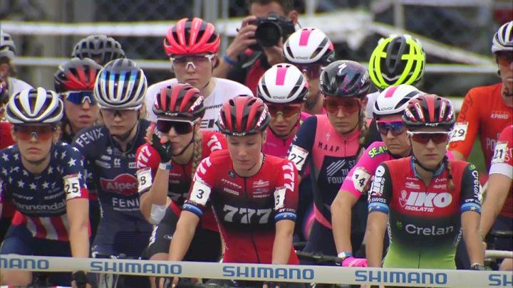 Replay: 2021 UCI Cyclocross World Cup - Waterloo