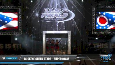 Buckeye Cheer Stars - Supernovas [2021 L2.1 Junior - PREP - D2 Day 1] 2021 The U.S. Finals: Louisville