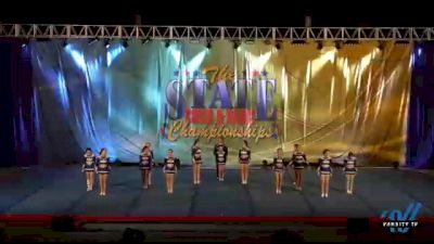 One Elite All Stars - One Desire [2021 L3 Senior Coed - D2 Day 1] 2021 The STATE DI & DII Championships