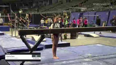 Caris Carr - Beam, JamJev Gymnastics